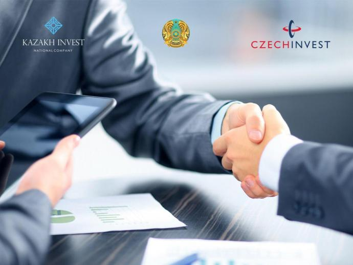 Czech Invest and KAZAKH INVEST shared best practices in attracting investments
